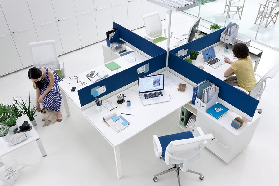 Arredamento Ufficio Operativo : Arredi operativi ufficio mobili ufficio operativi vemar portogruaro