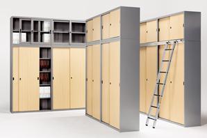 contenitori ufficio operativo
