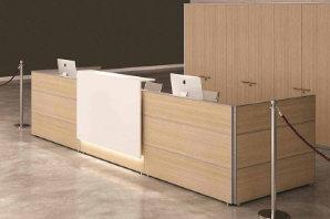 mobili ufficio reception