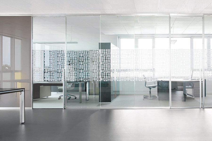 Pareti divisorie ufficio ikea for Divisori mobili per ufficio