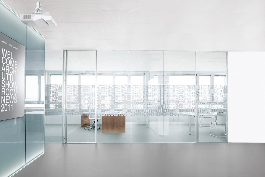 Pareti divisorie ufficio pareti attrezzate ufficio - Pareti mobili divisorie ...